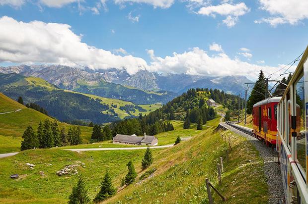 Фото №6 - Летняя Швейцария: горы возможностей для семейного отдыха