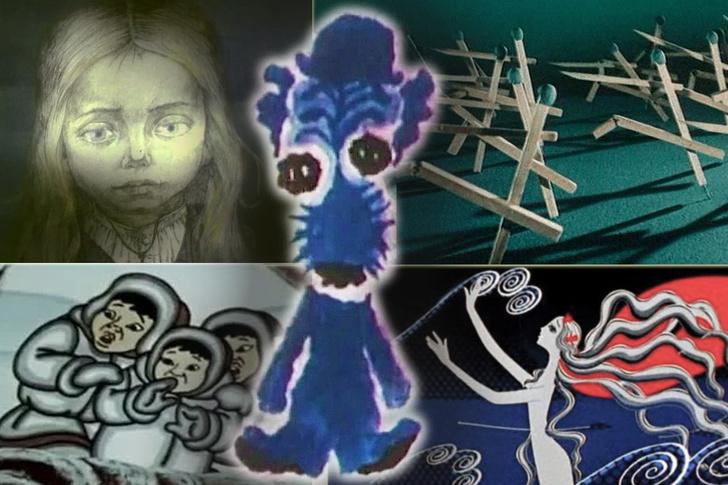 Фото №1 - В «Твиттере» составили список самых мрачных советских мультфильмов, но он получился спорным