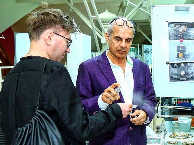 Фото №8 - «Принц из пустыни»: как парфюмерный бренд Designer Shaik делает восточную сказку явью