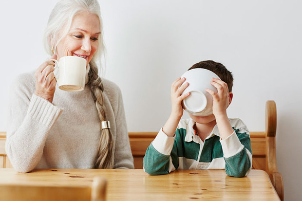 Фото №3 - Бабушка вместо свекрови