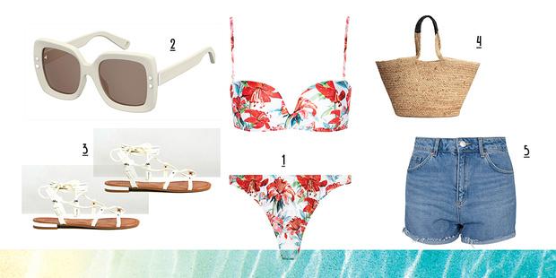 Фото №4 - 7 пляжных образов