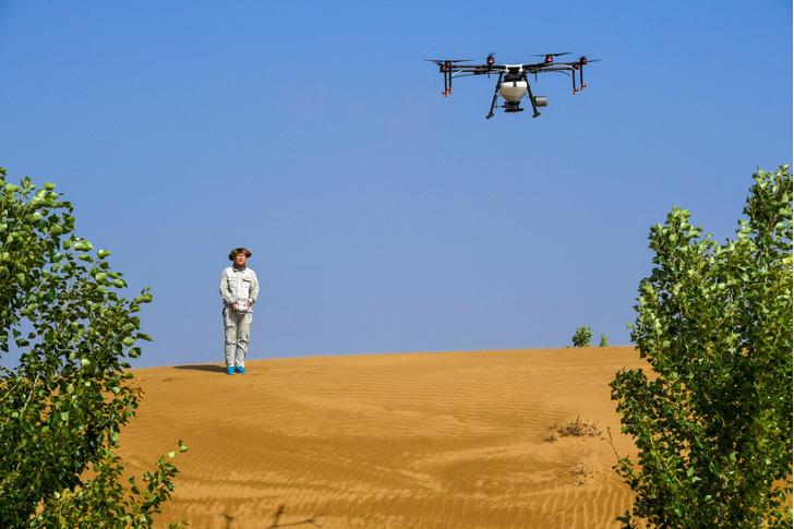 Фото №1 - В Австралии начали бороться с дронами
