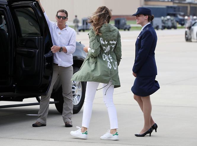 Фото №6 - Первая садовница: 10 юбок как у Мелании Трамп (саженцы в комплект не входят)