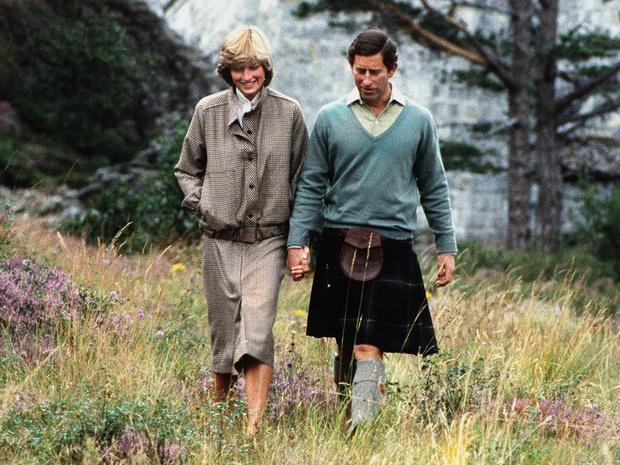 Фото №1 - Момент любви: архивное фото, доказывающее, что Чарльз и Диана были счастливы вместе