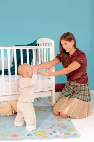 Фото №5 - Первые шаги: 7 упражнений, чтобы малыш быстрее пошел сам