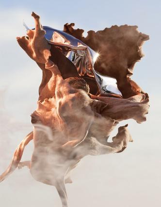 Фото №4 - Большой всплеск: флаконы Фрэнка Гери для ароматов Louis Vuitton