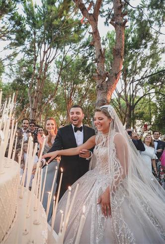 Фото №20 - 10 самых стильных звездных свадеб 2019 года