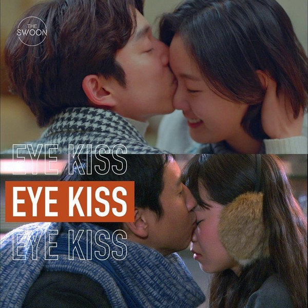 Фото №4 - Куда целовать: инструкция в картинках 😘