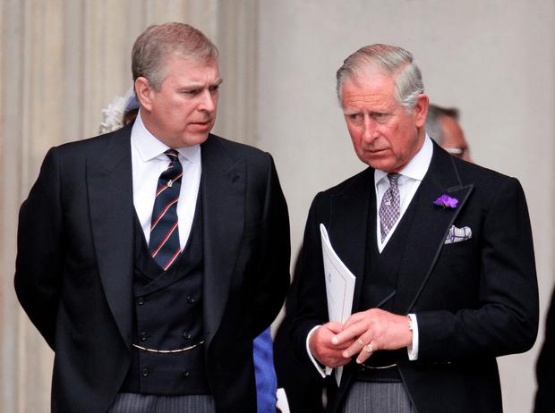 Фото №1 - Как принц Чарльз повлиял на отстранение принца Эндрю от королевских обязанностей