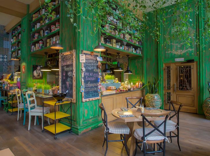 Фото №7 - 7 ресторанов Москвы, где подают лучшие завтраки