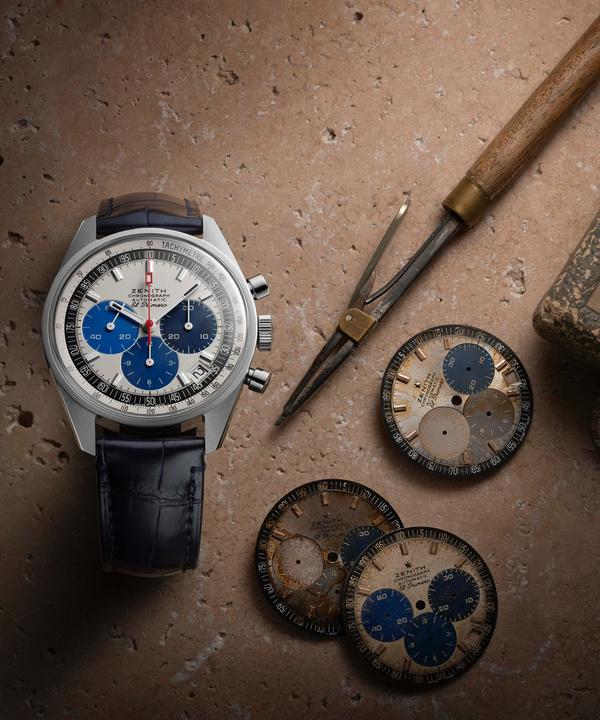 Из 1969 в 2020: часы Zenith с удивительной историей