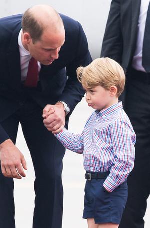 Фото №7 - Воспитание королей: что можно и что нельзя Джорджу, Шарлотте и Луи Кембриджским