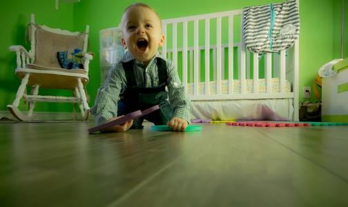 Фото №1 - Минздрав назвал самые распространенные болезни младенцев