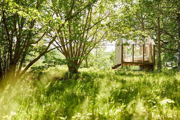 Фото №2 - Павильон для отдыха на природе в Швеции