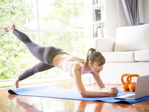 Фото №7 - Домашние тренировки: как получить результат не хуже, чем в спортзале