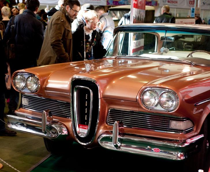 Фото №1 - В Москве пройдет крупнейшее в Восточной Европе шоу старинных автомобилей