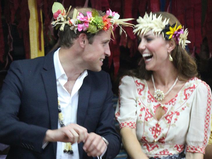 Фото №5 - 10 милых и забавных фото, доказывающих, что Кейт и Уильям— обычная семейная пара
