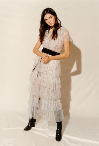 Фото №3 - Одеться в стиле бохо: 10 вещей Maje, которые можно приобрести со скидкой