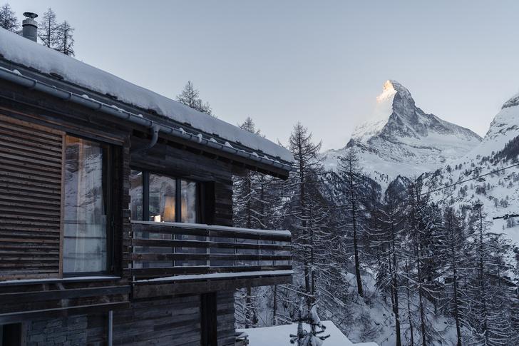 Фото №3 - Обновленный отель Cervo Mountain Resort в Церматте