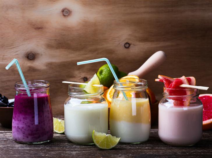 Фото №2 - 6 полезных свойств йогурта для сияющей здоровьем кожи