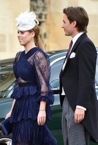 Фото №3 - Любовь или расчет: что не так с женихом принцессы Беатрис