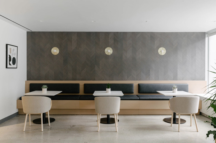 Фото №8 - Офис в светлых тонах в Нью-Йорке