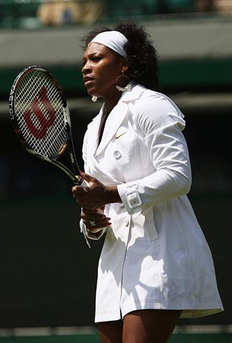 Фото №10 - Хулиганы Уимблдона: кто из теннисистов (и как) нарушал «белый» дресс-код турнира