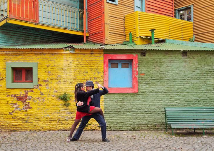 Фото №1 - Почему танго называют аргентинским?