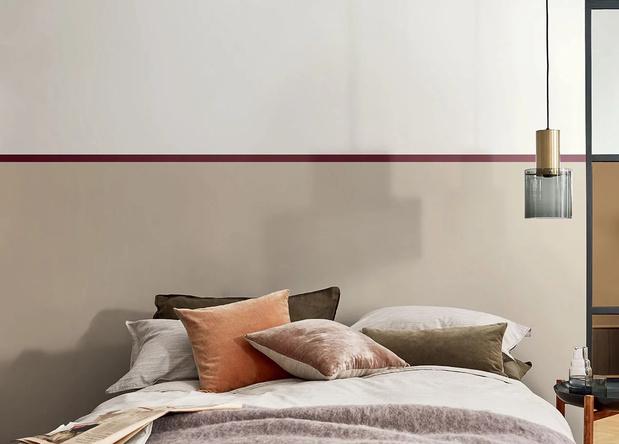Фото №14 - Цветные сны: Color Blocking в спальне