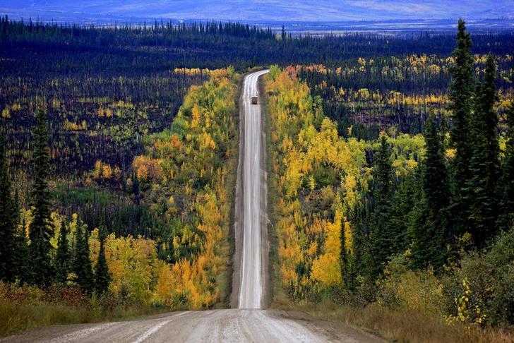 Фото №5 - Как по лезвию: 8 самых опасных действующих дорог мира