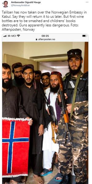 Фото №2 - Что за месяц сделали талибы с Афганистаном (красноречивые фото)