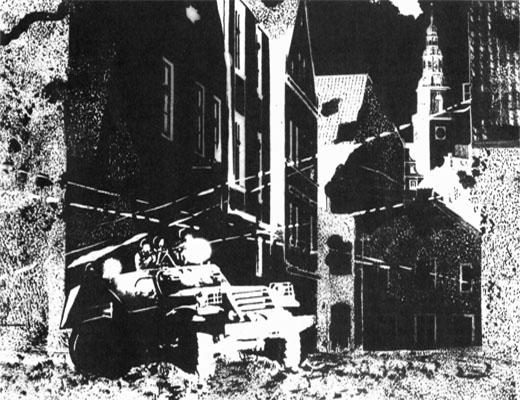 Фото №1 - Горячий январь сорок пятого