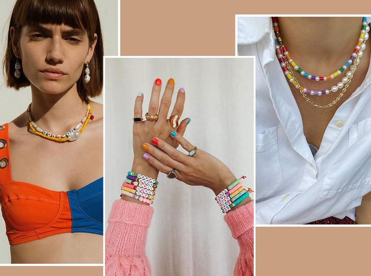 Фото №1 - Ностальгия по детству: почему бисерные украшения так популярны (и где их искать)