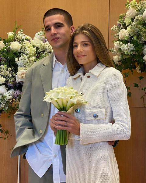 Фото №2 - Feduk тайно женился на Саше Новиковой