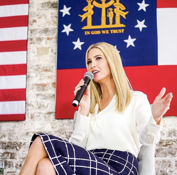 Фото №2 - Иванка Трамп нашла идеальную юбку-карандаш на осень. Как последовать ее примеру?