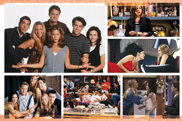 «Друзья» (1994– 2004)