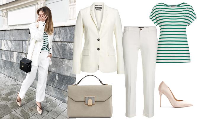 Фото №5 - Базовые вещи летнего гардероба: 4 примера и 2 альтернативы