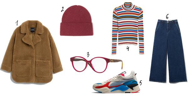 Фото №1 - Как носить деним зимой: 6 стильных образов на любой вкус