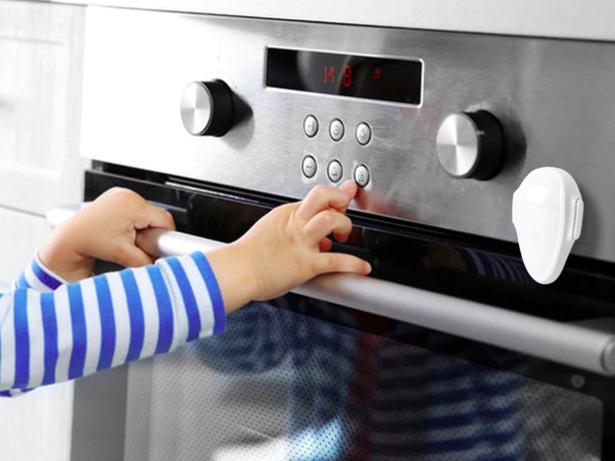 детская безопасность дома
