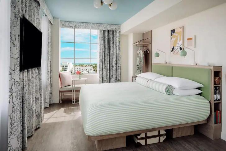 Фото №15 - The Goodtime Hotel: атмосферный отель в Майами по дизайну Кена Фалка