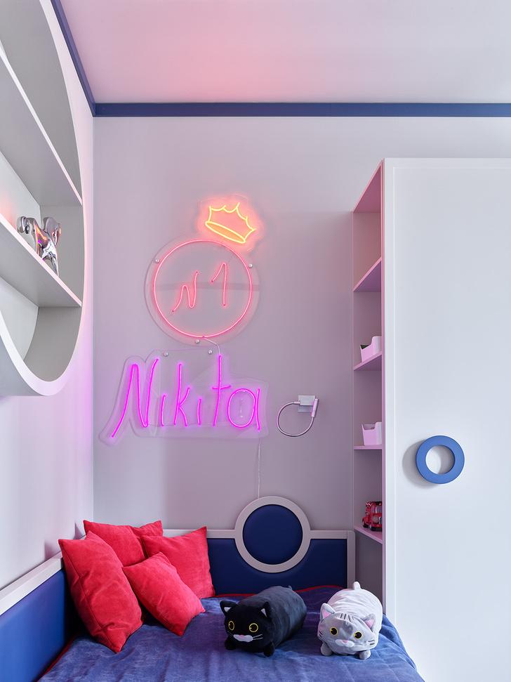 Фото №15 - Квартира 105 м² с необычным дизайном и арочными окнами на ЗилАрт