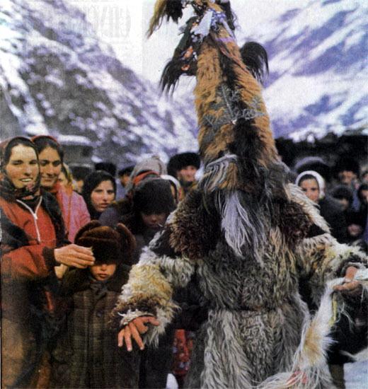 Фото №1 - Квидили спускается с гор