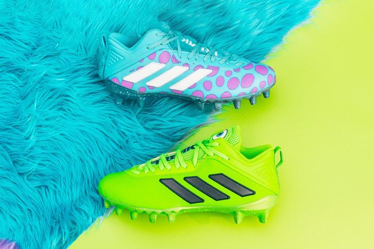 Фото №2 - Adidas заколлабился с Pixar и выпустил меховые кроссы. Мы знаем, ты захочешь себе такие! 😍