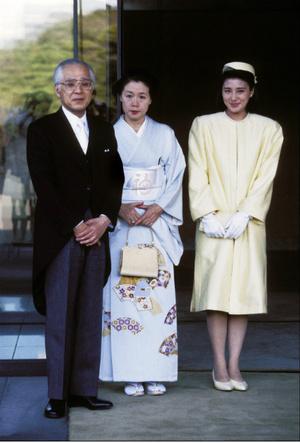 Фото №2 - Королевская свадьба по-японски: как женился наследник Хризантемового трона