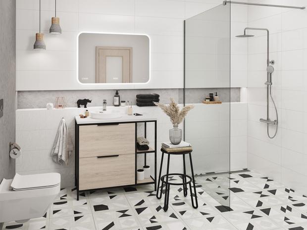 Фото №4 - Тренды 2021: ванная комната в стиле спа