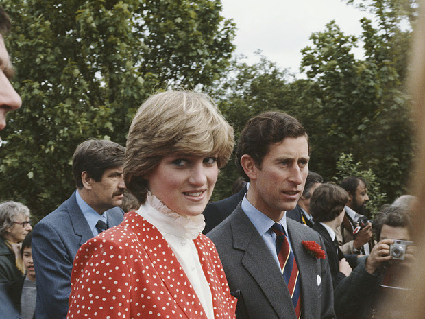 Фото №2 - Почему Диане было запрещено называть Чарльза по имени до помолвки
