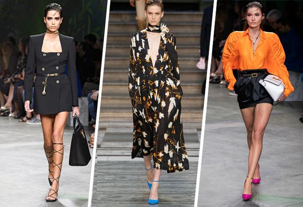 Versace / Victoria Beckham / Versace