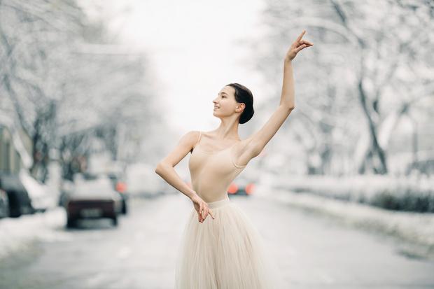 Балерина фото