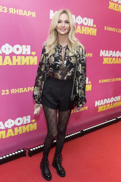 Виктория Лопырева, фото
