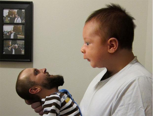 Фото №2 - Сделал селфи с ребенком и пожалел: 20 очень неудачных фото